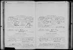 1909-WV Marriage Certificate - Sylvester Plumley & Lula Brunty