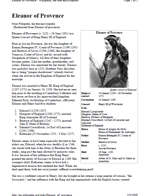 Eleanor of Provence (PDF Wiki)