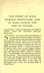 Heimsrkingla - The Story of Harald 'Greycloak' Eiriksson (1.2MB PDF)