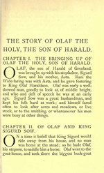 Heimskringla - The Story of Olaf the Holy (23MB PDF)